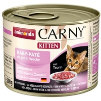 Animonda Carny Kitten Baby-Paté 200 g