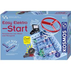 KOSMOS - Easy Elektro - Start - Stromkreise mit Motor und Messgerät