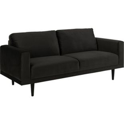 Dalama Sofa 3 Sitzer braun Wohnlandschaft Couch Wohnzimmer Garnitur Möbel