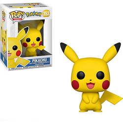Pop Games - Pokémon S1 - Pikachu, 9,5 cm