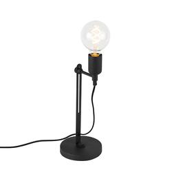 Industrietischlampe schwarz - Slide