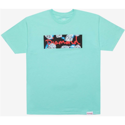 Tshirt DIAMOND - Diamond Cuts Ss Tee Diamond Blue (DBLU)