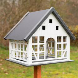 VOSS.garden Fachwerk Vogelhaus Belau mit Metalldach