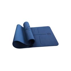ANVASK Yogamatte Professionelle TPE Yogamatte Fitnessmatte