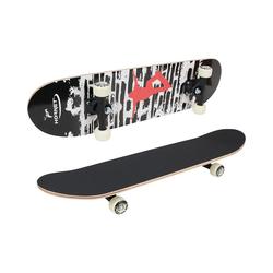 Hornet by Hudora Skateboard Hornet Skateboard ABEC 1 schwarz rot weiß
