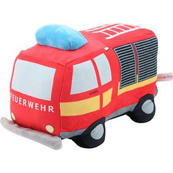 Sweety Toys 12190 Feuerwehr LKW Plüsch Plüschtier