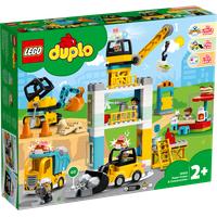 Lego Duplo Große Baustelle mit Licht und Ton 10933