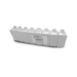 ARLI ARLI Abzweigdose 90 x 43 x 40 mm Industriegehäuse Leergehäuse Verteilerkasten aufputz Dose Steckdosenverteiler