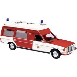 Busch 52206 H0 Mercedes Benz VF 123 Miesen, Feuerwehr Dortmund
