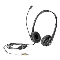 HP - T4E61AA - Business Headset v2 - Headset - 459 g - Schwarz