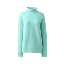 Sweatshirt mit Rollkragen - M - Blau