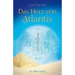 Das Herz von Atlantis in Ägypten