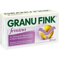 Omega Pharma Deutschland GmbH GRANU FINK Femina Kapseln 30 St.
