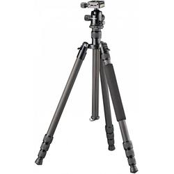 BRESSER BR-2504X8C-B1 Carbon Kamerastativ bis 10 kg Kamerastativ (Fotostativ)