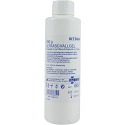 Meditrade BeeSana® Ultraschallgel, Kontaktmittel für die Ultraschall - Diagnostik und - Therapie, 250 g - Flasche
