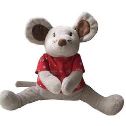 Babiage Doodoo Mouse Xmas rot