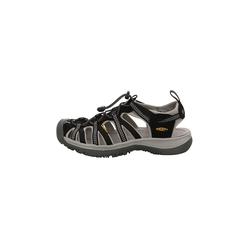 Sandalen/Sandaletten Keen schwarz