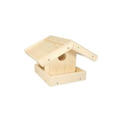 Nemmer Holzbaukasten Holz-Bausatz Vogelhaus