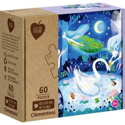 Clementoni Puzzle Play for Future - Enchanted Night 60 Teile 26997