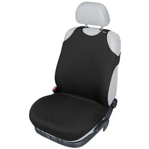 ZentimeX Z739748 Sitzbezug Einzelsitz T-Shirt-Design Baumwolle schwarz