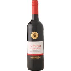 Le Merlot - Saint Auriol (2018), Saint Auriol