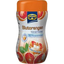 Krüger Teegetränk Blutorange 50 Prozent kalorienreduziert 12er Pack