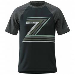 Zimtstern - The-Z Tee - T-Shirt Gr S schwarz