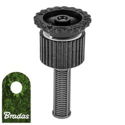 Sprühdüse für Pop-Up Sprinkler Versenkregner Einstellbare Düse 0-360° Bewässerungsflache 4,9m Bradas 5175