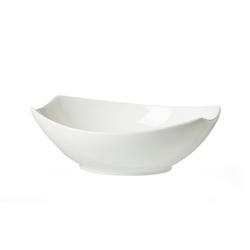 Ritzenhoff & Breker / Flirt Schale Alba in weiß, 21 cm