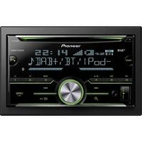 Pioneer FH-X840DAB Doppel-DIN Autoradio Bluetooth®-Freisprecheinrichtung, DAB+ Tuner