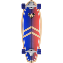 Flying Wheels Surfskater La Jolla 30'' Surf Skateboard 21