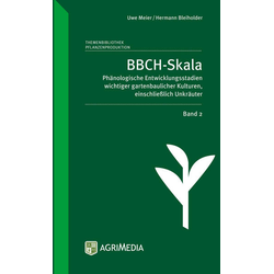 BBCH-Skala. Band 02 als Buch von Hermann Bleiholder/ Uwe Meier