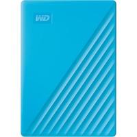 Western Digital My Passport 2 TB USB 3.2 blau WDBYVG0020BBL-WESN