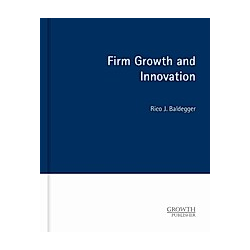 Firm Growth and Innovation. Rico J. Baldegger  - Buch
