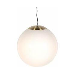 Skandinavische Hängelampe Opalglas 50 cm - Ball 50
