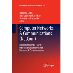 Computer Networks & Communications (NetCom) als Buch von