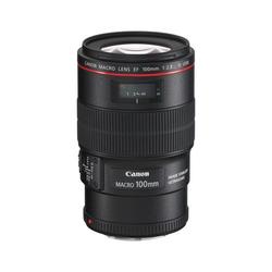 Canon EF 100mm 1:2,8 L IS USM Macro Objektiv - 67 mm Filtergewinde