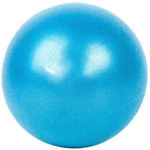 Mini-Yoga-Kugel Gymnastikball Professional Grade Anti Heavy Duty Platzen Und rutschfest Kleines Pilates Kugel Für Yoga Fitness Stabilität Barre Gleichgewichtstraining Physiotherapie 10inch (Blau)