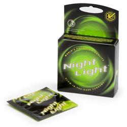 Love Light leuchtende Kondome (3er Pack)