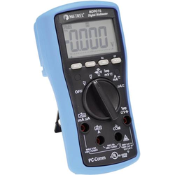 Metrel MD 9016 Hand-Multimeter digital CAT II 1000 V, CAT III 600V Anzeige (Counts): 6000