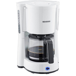 SEVERIN KA 4816 Type Kaffeemaschine weiß