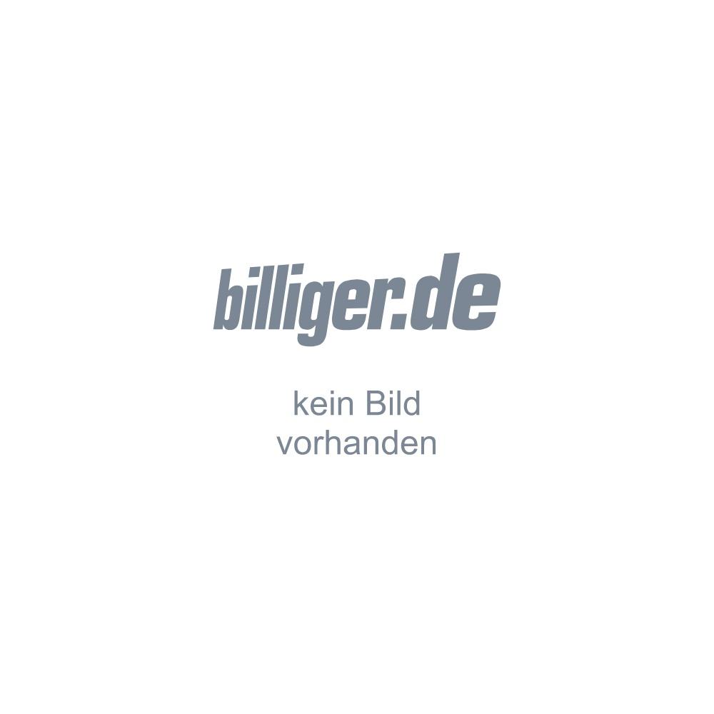 BURG-W/ÄCHTER Schwarz Verzinkter Stahl Briefkasten-Set mit Zeitungsbox A4 Einwurf-Format Set Vario S