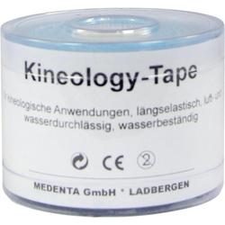 KINEOLOGY Tape 5 cmx5 m blau 1 St