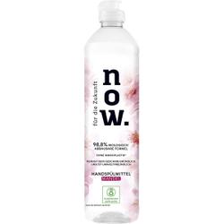 Palmolive NOW Handspülmittel, 0,55 Liter, Spülmittel für empfindliche und sensible Haut, Mandel