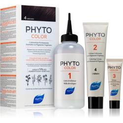 Phyto Color Haarfarbe ohne Ammoniak Farbton 4 Brown