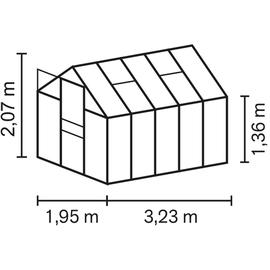 Vitavia Apollo 6200 grün HKP 6 mm 6,2 m²