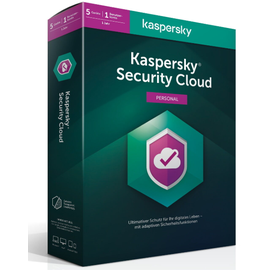 Kaspersky Lab Security Cloud Personal Edition 3 Geräte ESD DE Win Mac Android iOS