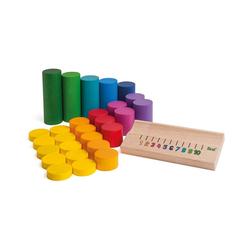 Erzi® Lernspielzeug Lernspiel Zahlenraum bis 10