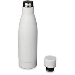 Isolierflasche Kupfer-Vakuum weiß 0,5 l