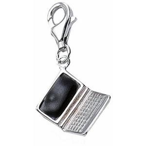 Adelia´s Charm-Einhänger 925 Silber Charms Anhänger, Silberschmuck für Damen